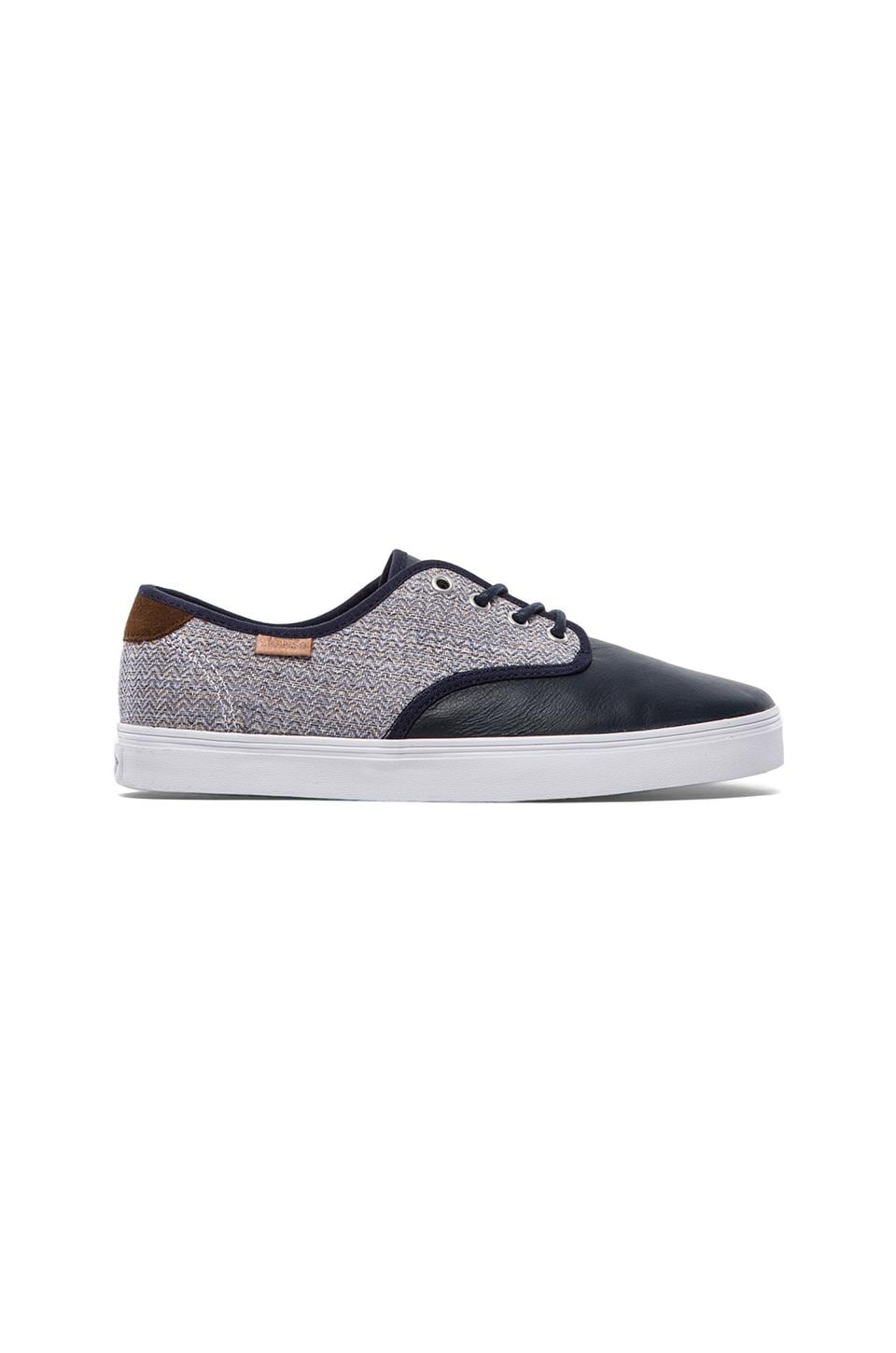 Vans California Madero Primera in Dress Blues
