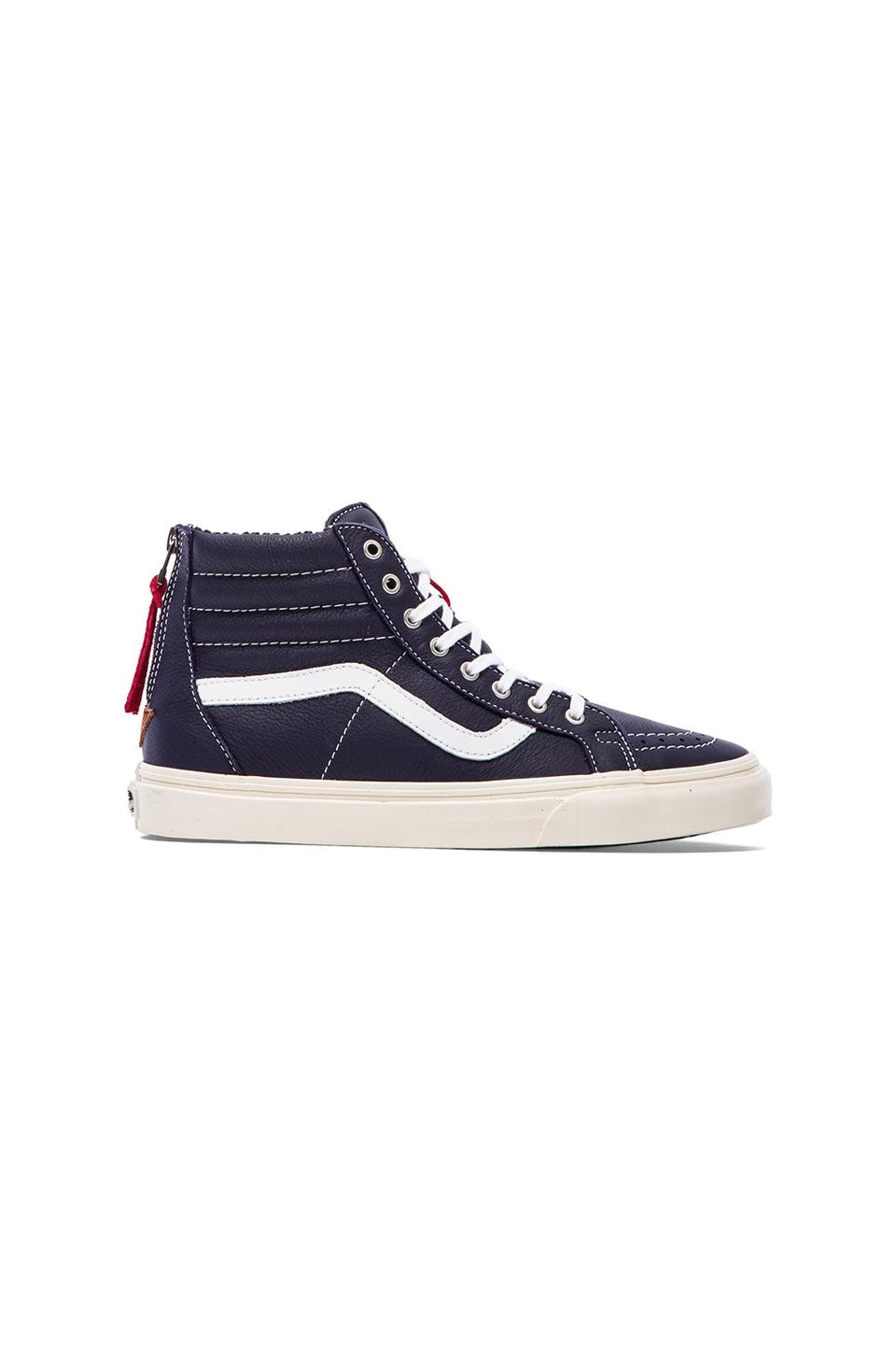 Vans California SK8-Hi CA Zip in Eclipse