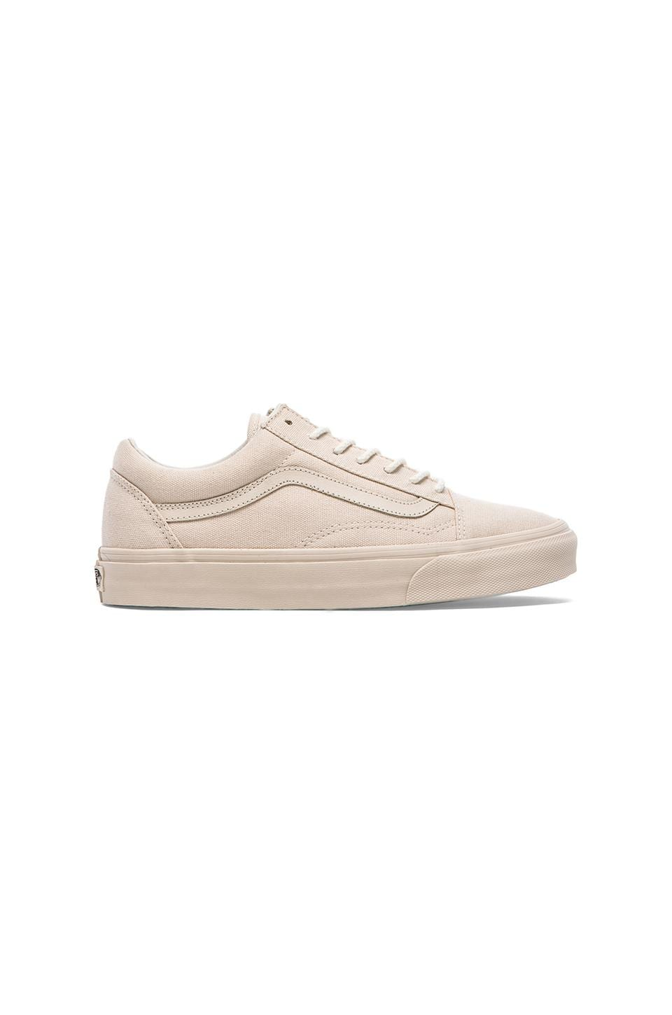 Vans California Old Skool Reissue in Birch