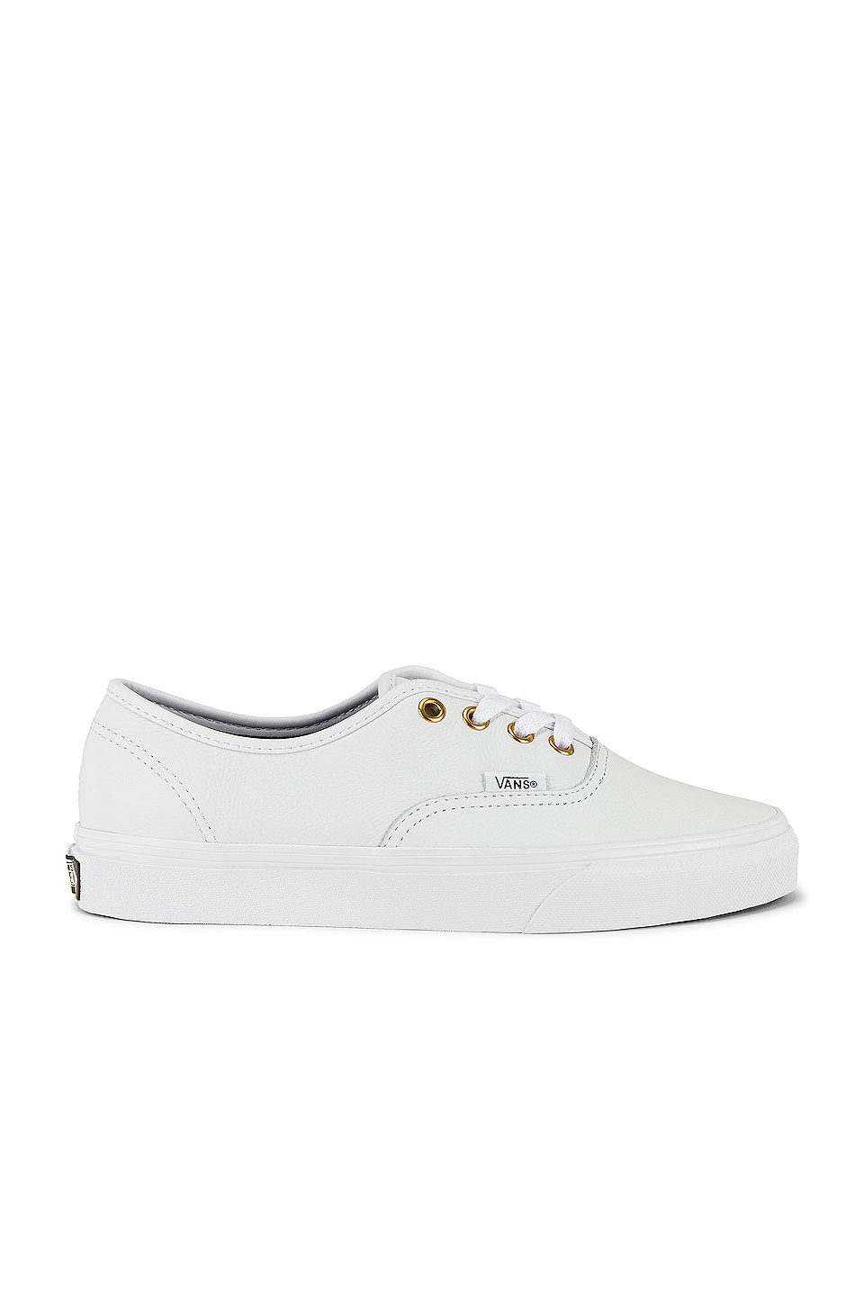 Vans Authentic Leather in True White