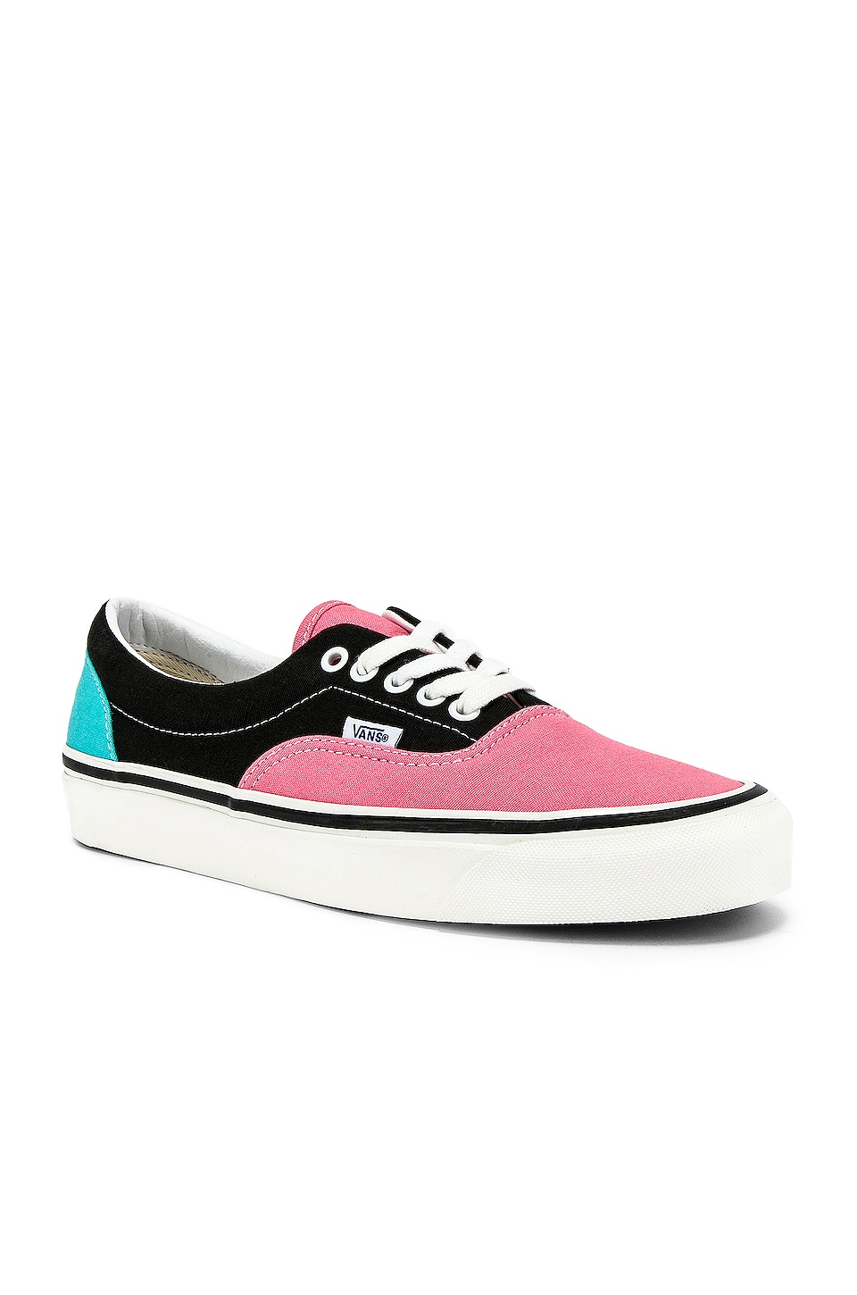 Vans Era 95 DX in OG Pink & OG Black & OG Aqua
