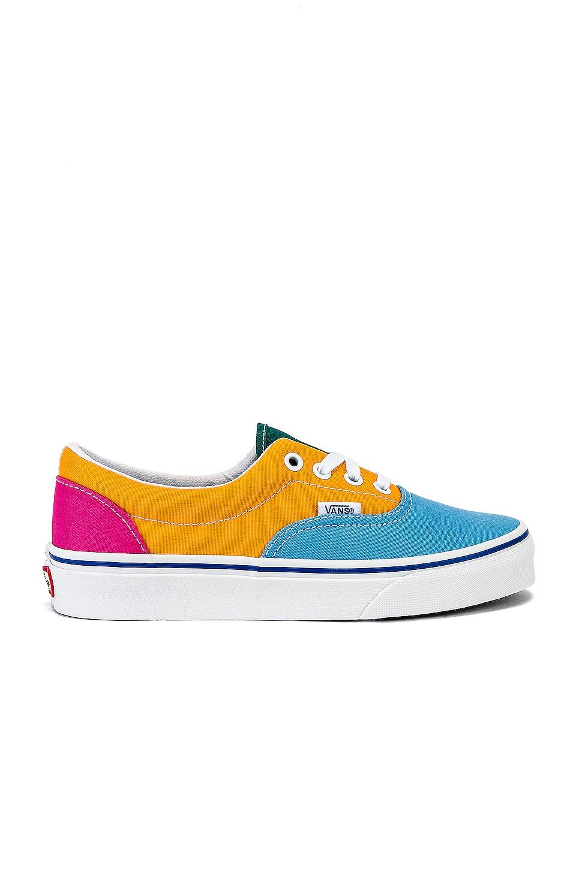 Vans Era Sneaker in Multi & Bright