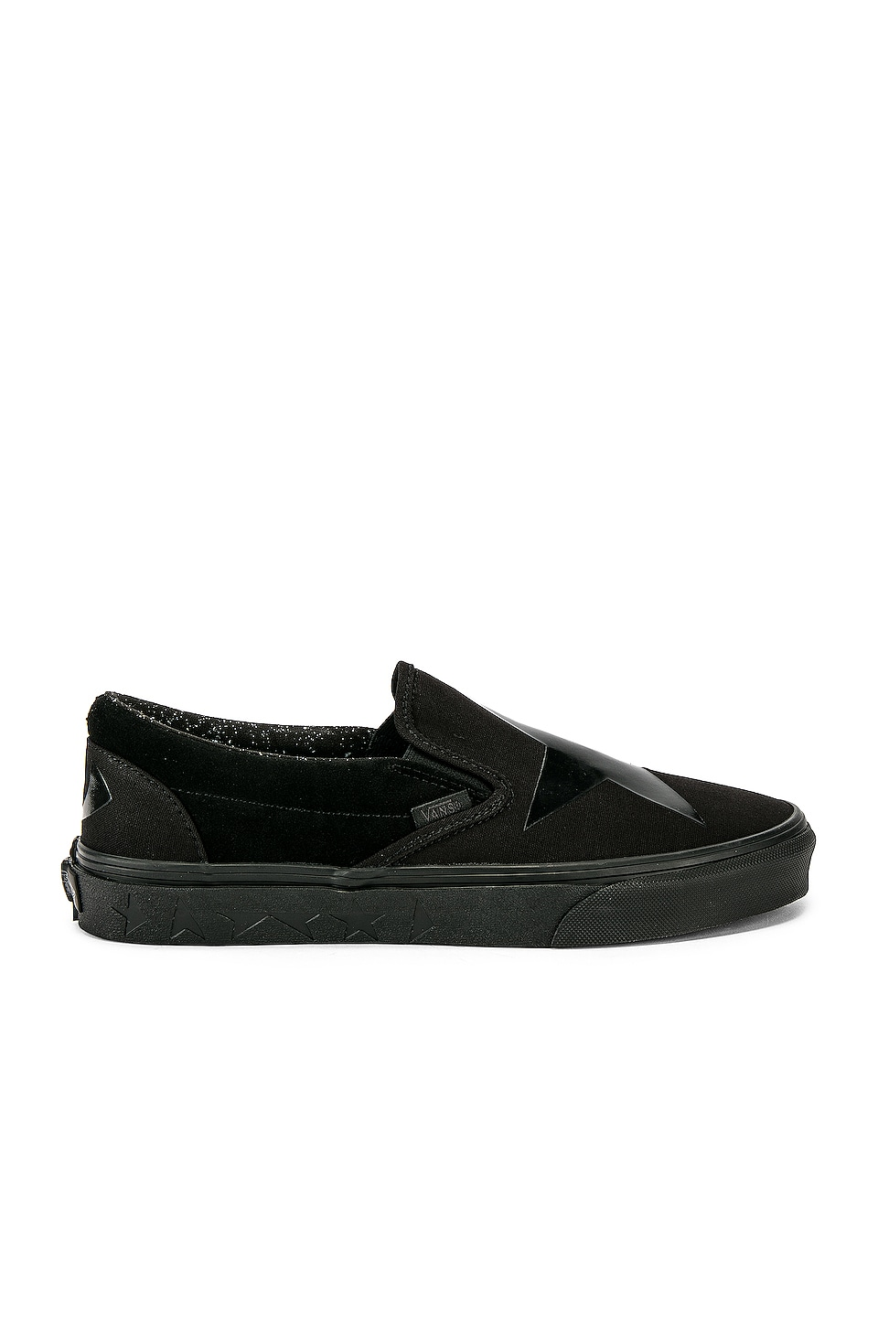 Vans x Bowie Classic Slip-On in Blackstar & Star