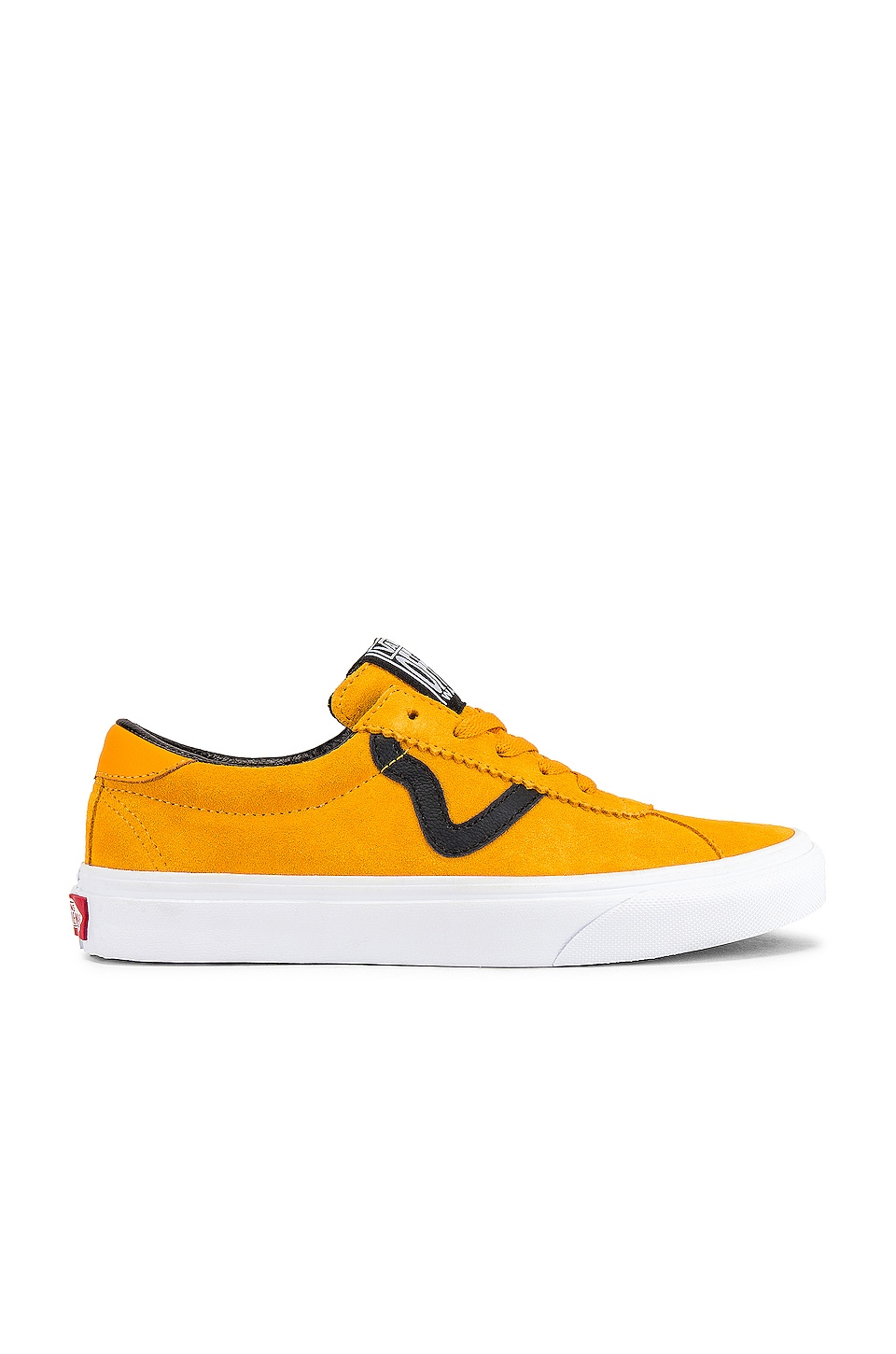 Vans Vans Sport in Cadmium Yellow & True White