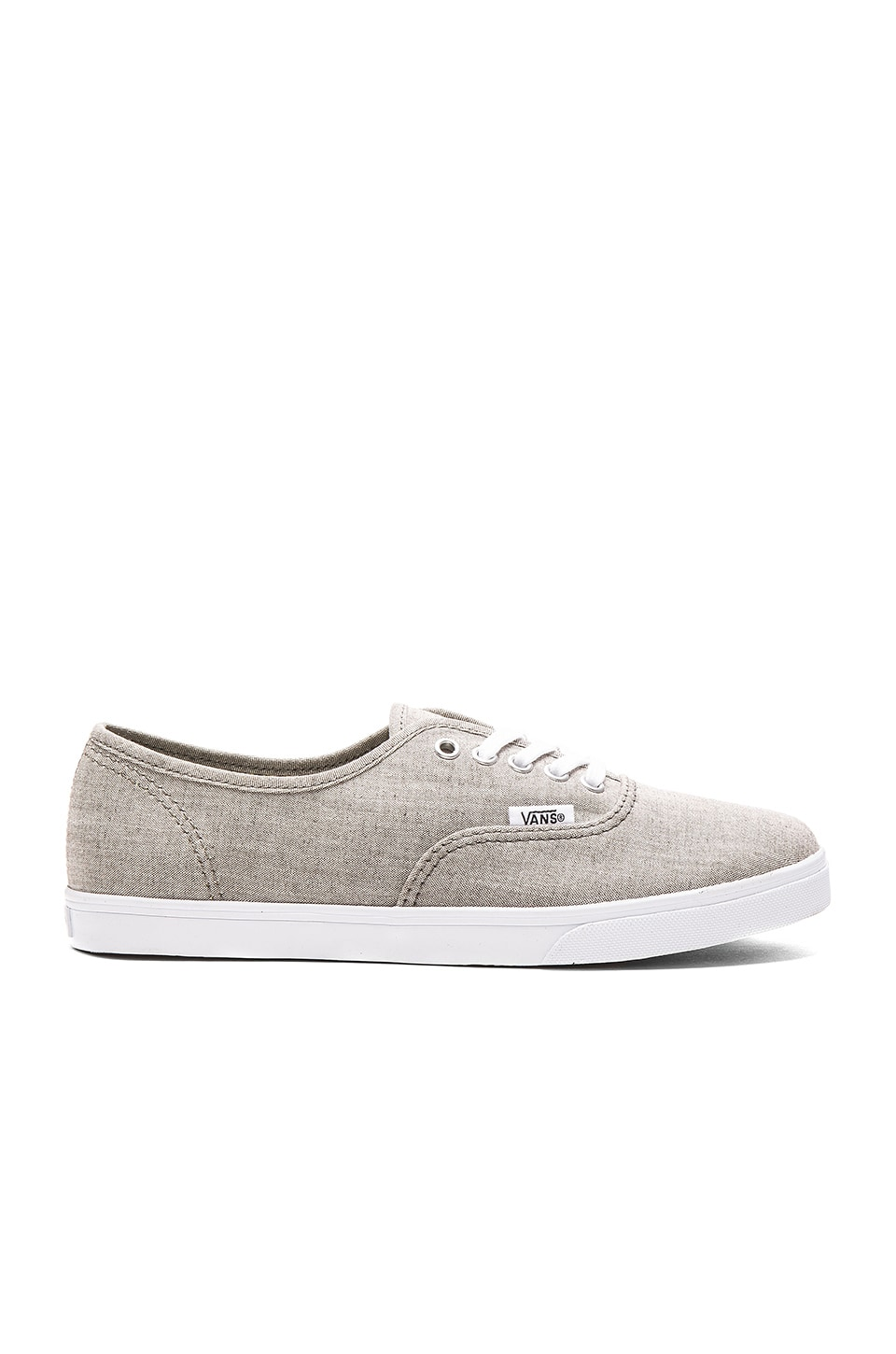 neue Styling Schuhe Vans Floral Chambray Authentic Lo Pro