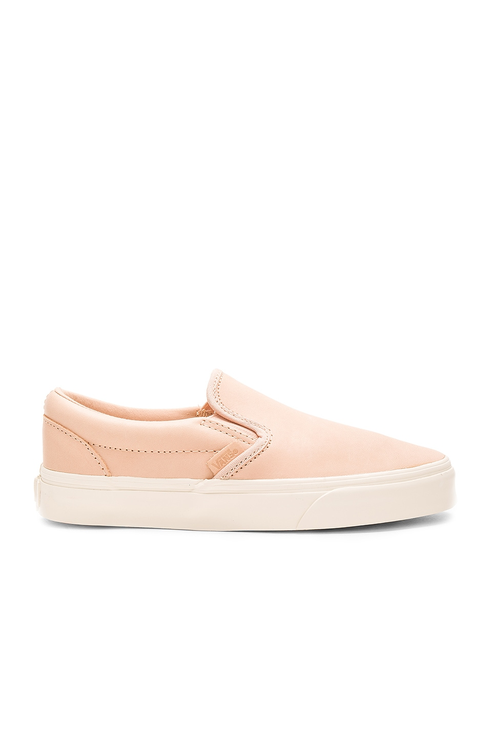 Vans Classic Slip On DX Sneaker in Tan