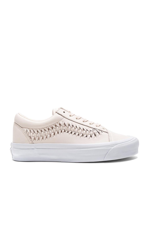 Vans Old Skool Weave DX Sneaker in Delicacy