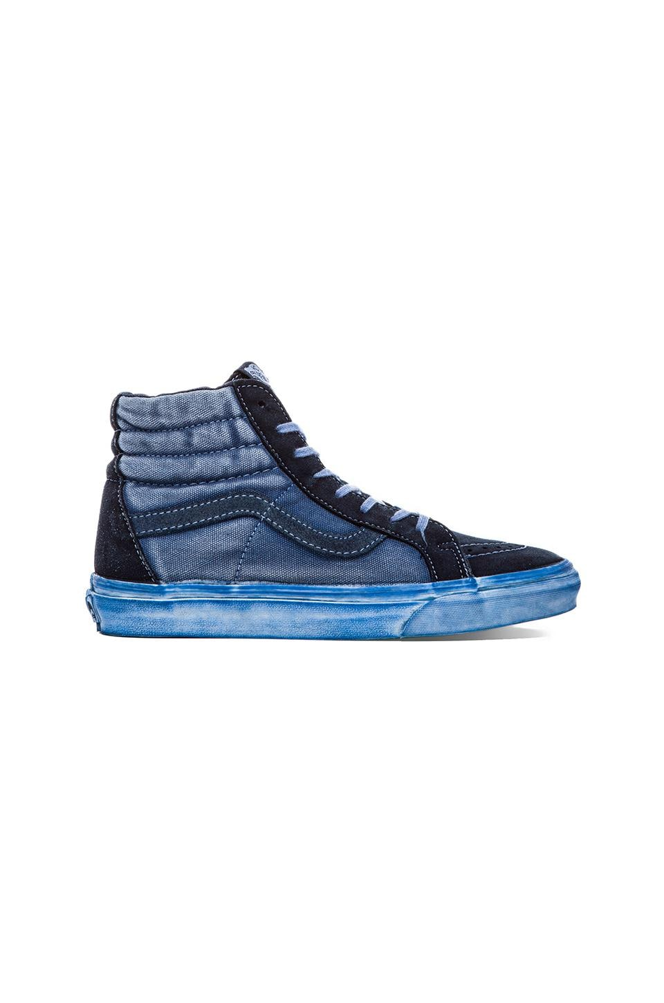Vans Sk8-Hi Reissue CA Sneaker in Dress Blues
