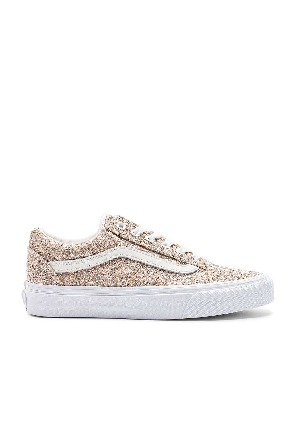 vans old skool damen glitzer