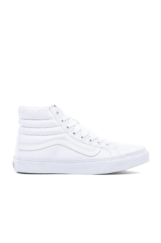 Vans SK8-Hi Slim Sneaker in True White