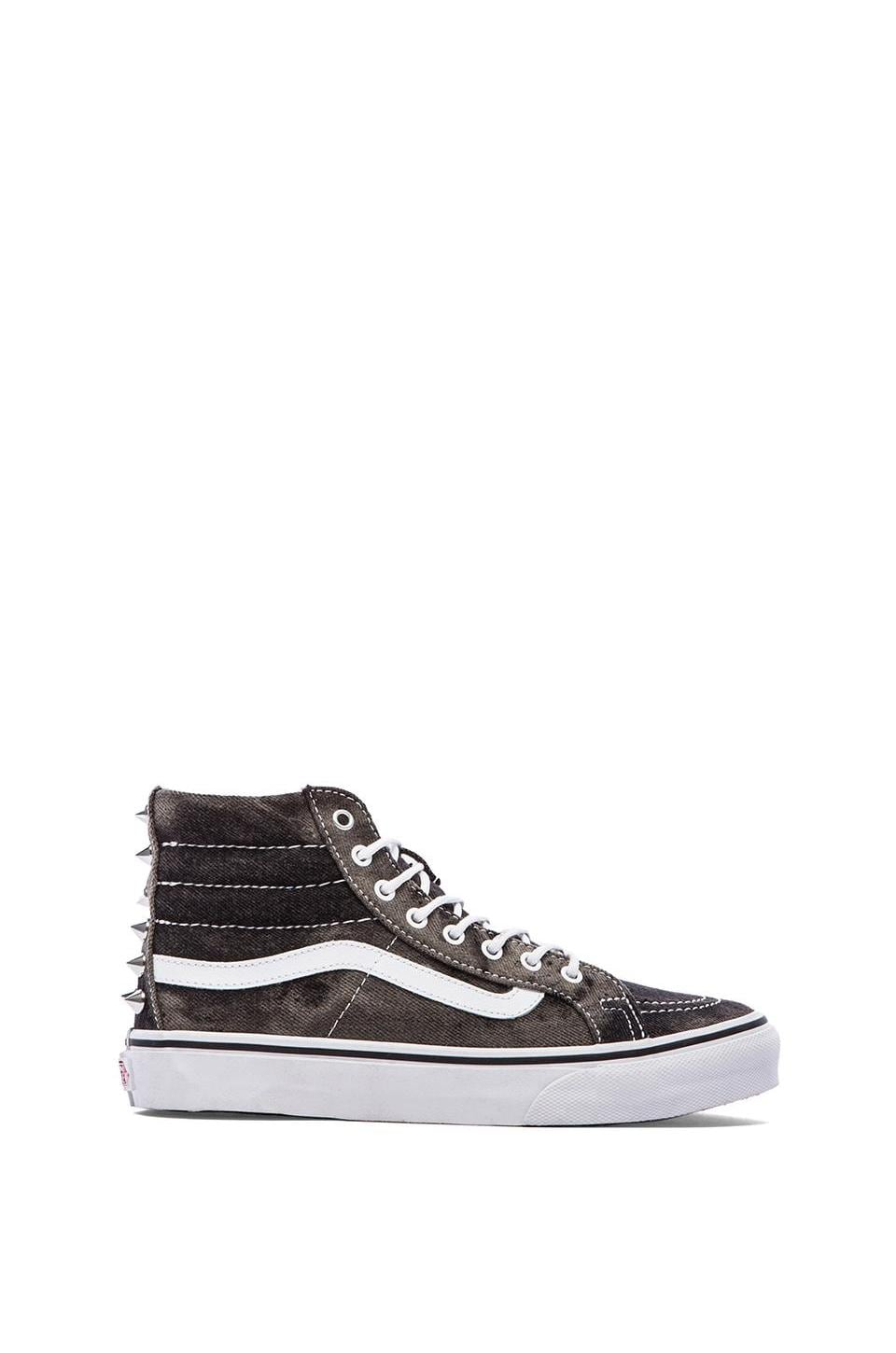 Vans SK8-Hi Slim Sneaker in Acid Wash