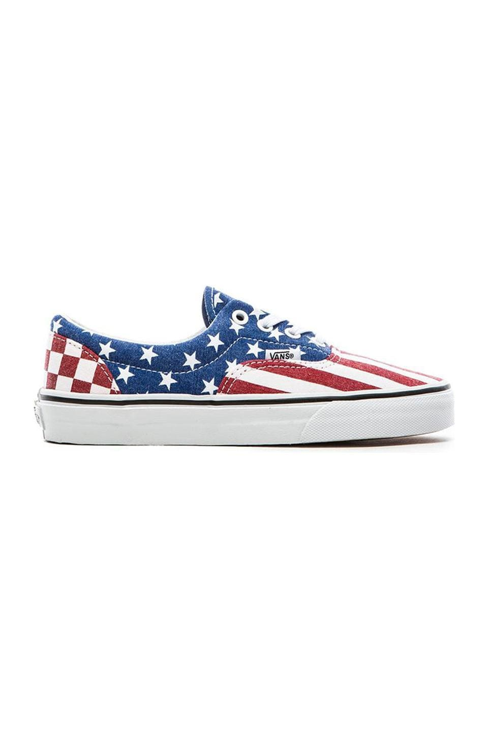 Vans Era Van Doren Sneaker in Stars & Stripes