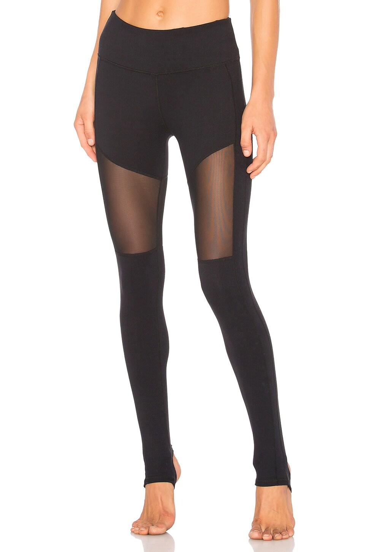 Varley Hillcrest Flow Legging in Black