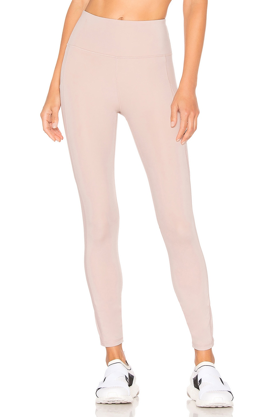 Varley Clyde Legging in Sepia Rose
