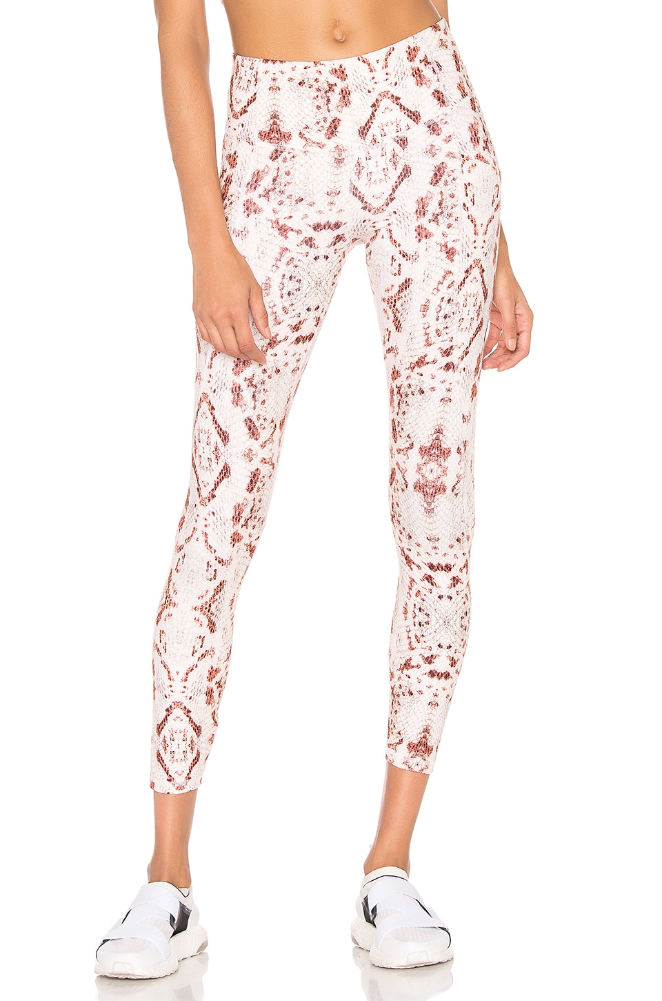 Varley Laidlaw Tight in Rose Snake
