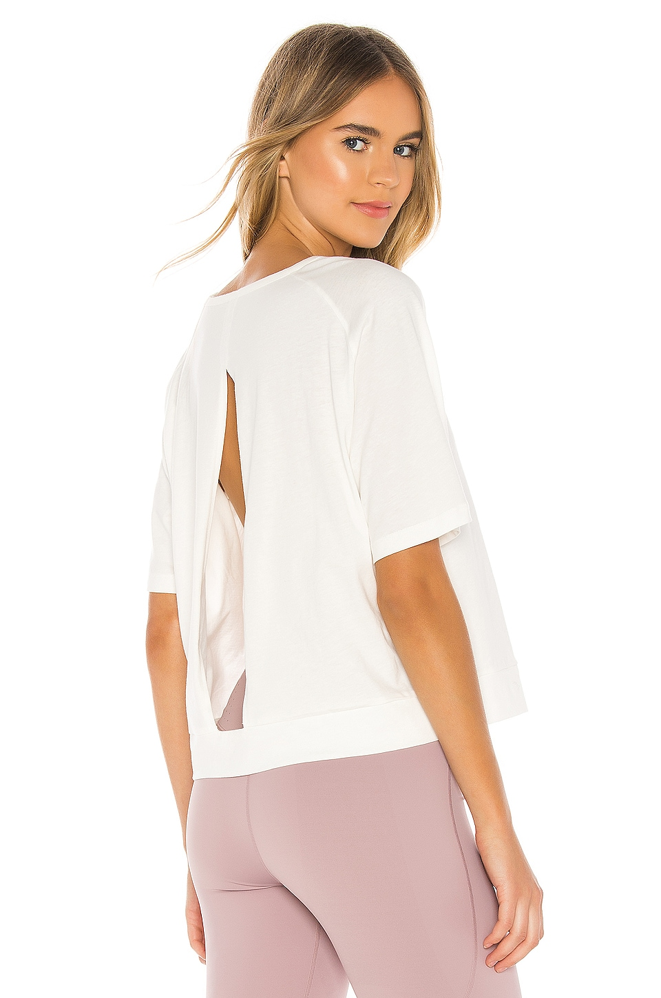 Varley Marr Top in White