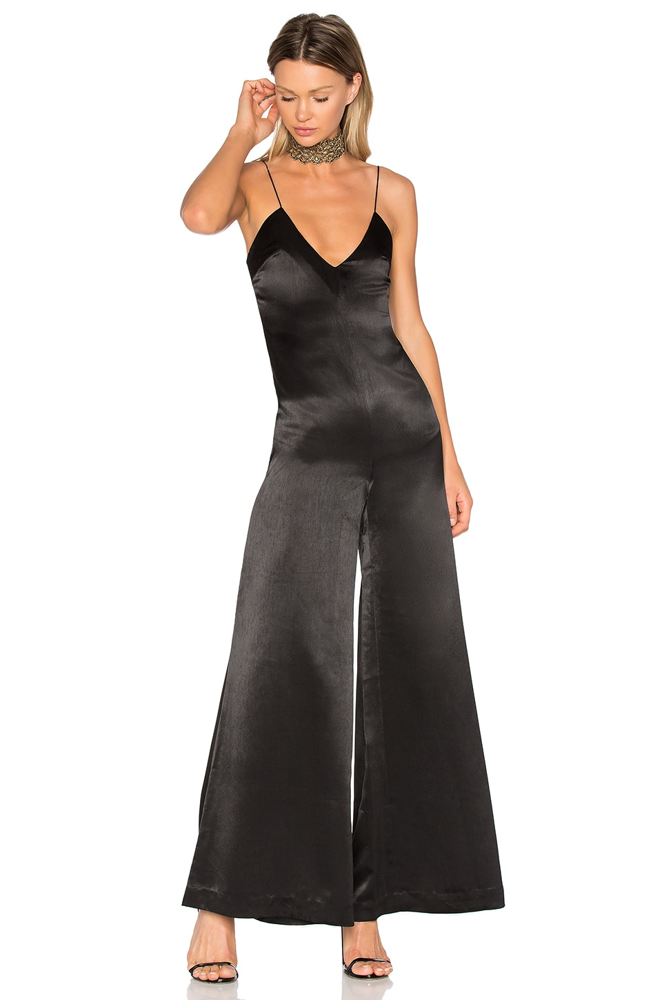 VATANIKA Jumpsuit in Black