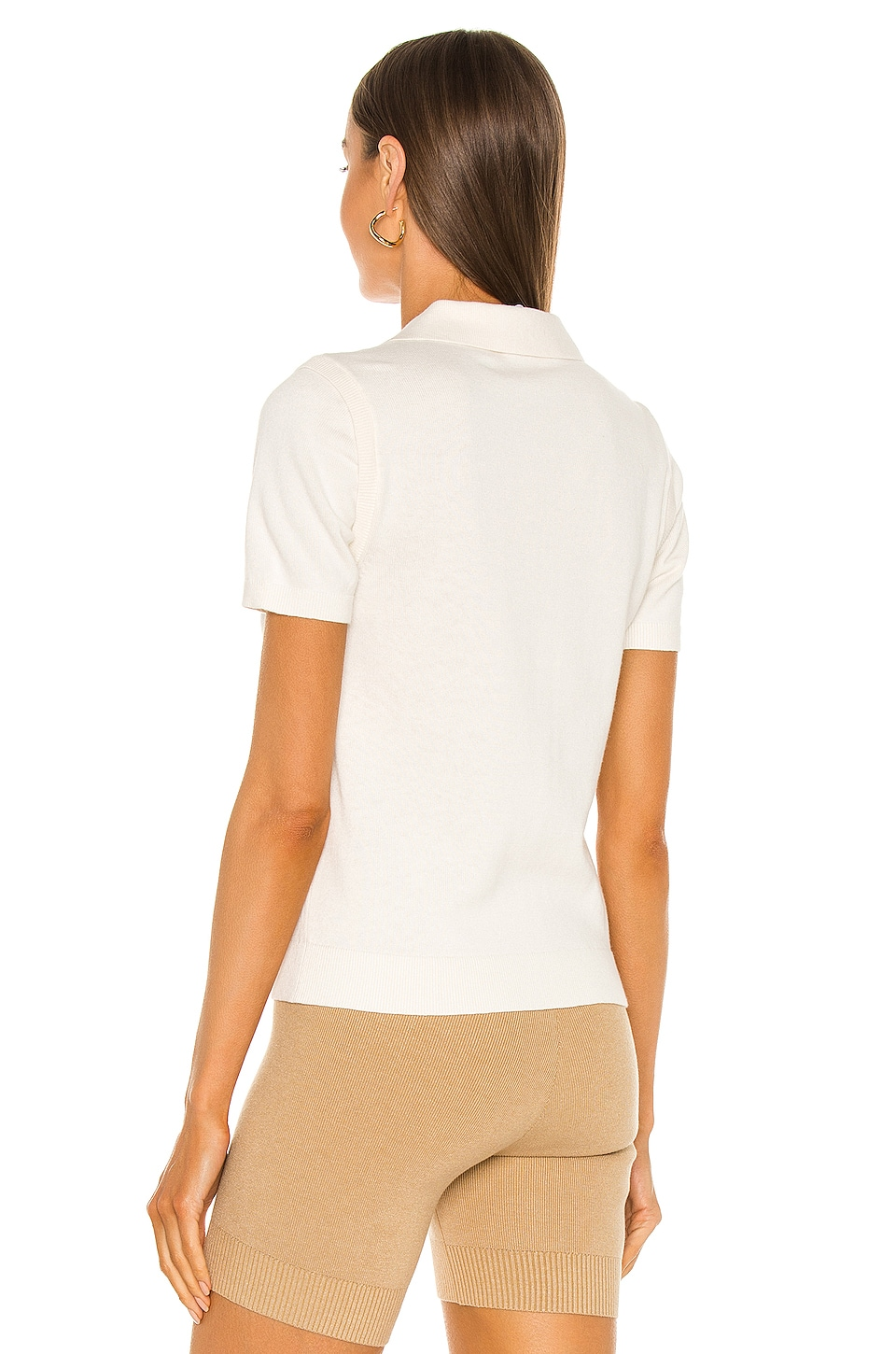 VICTOR GLEMAUD Clothing POLO VEST TOP