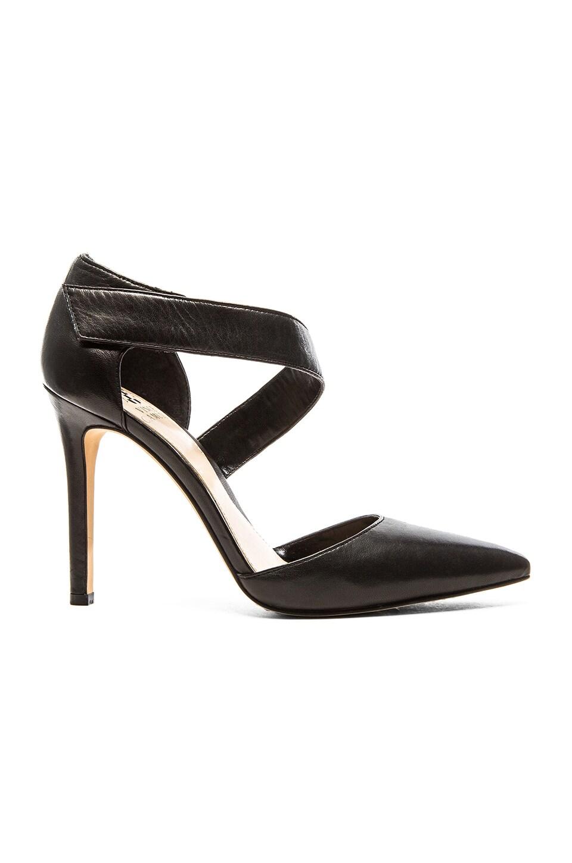 5027e4f21d2 Vince Camuto Carlotte Heel in Black Nappa | REVOLVE