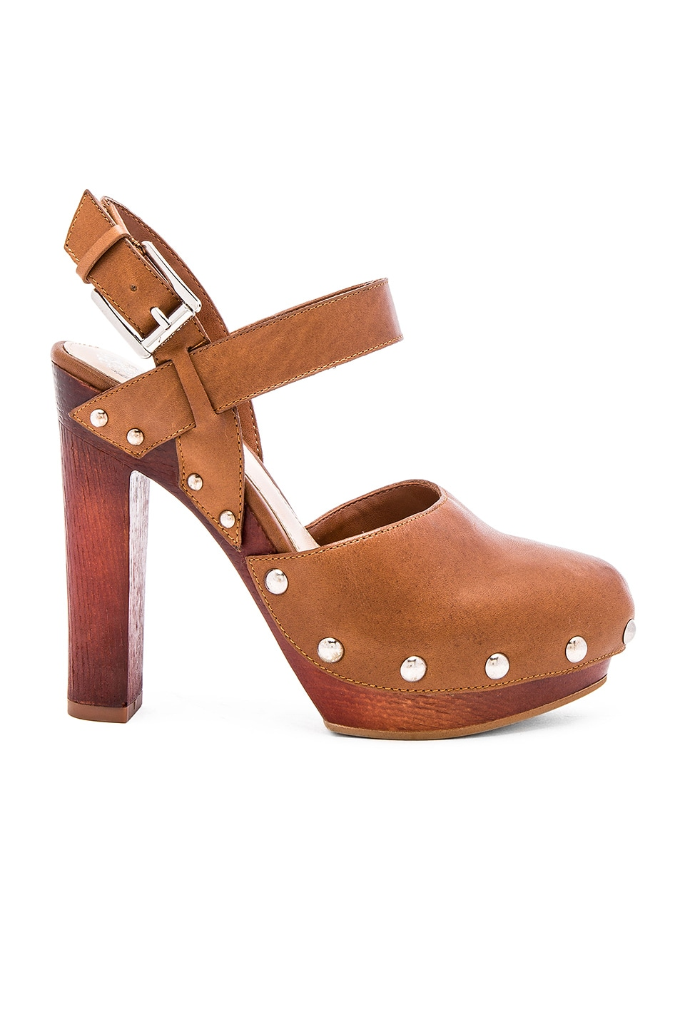 Vince Camuto Elric Heel in Totally Toffee