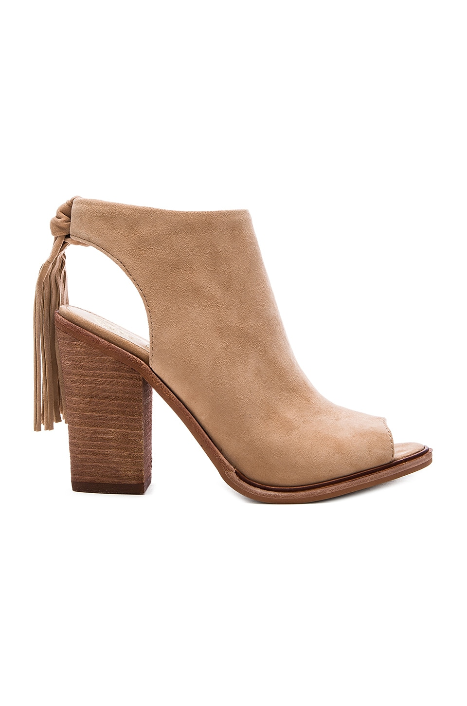 Vince Camuto Kyleena Booties in Sandy Lane