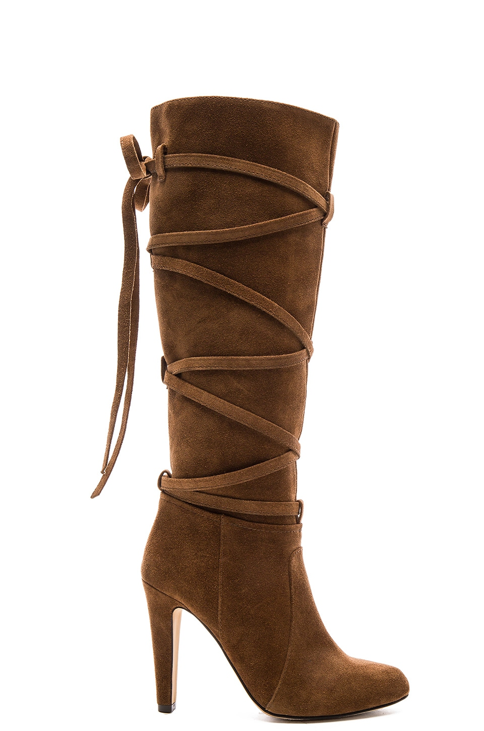 Vince Camuto Millay Boots in Show Down Brown