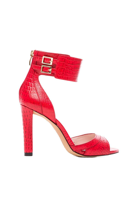 Vince Camuto Oljera Heel in Tango Red