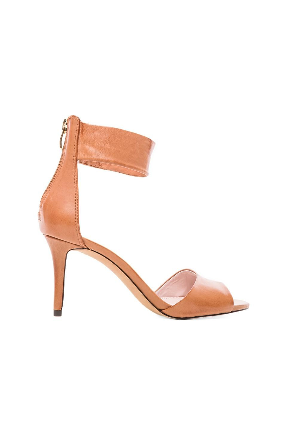Vince Camuto Noris Heel in Fudge