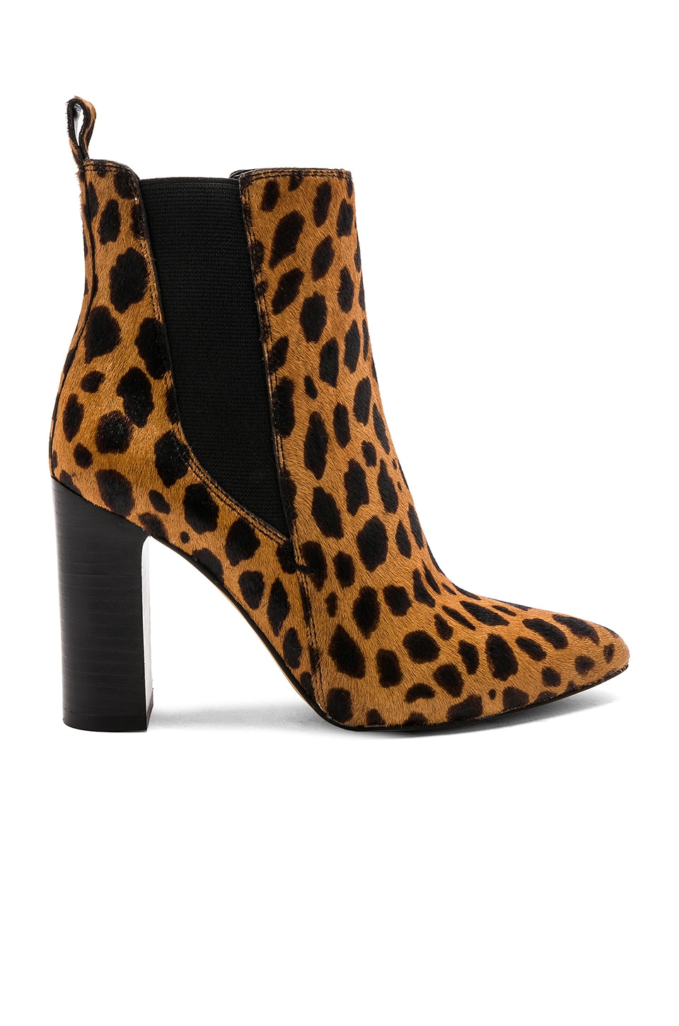 bec4d10c4d24 Vince Camuto Britsy 2 Cow Fur Bootie in Leopard | REVOLVE