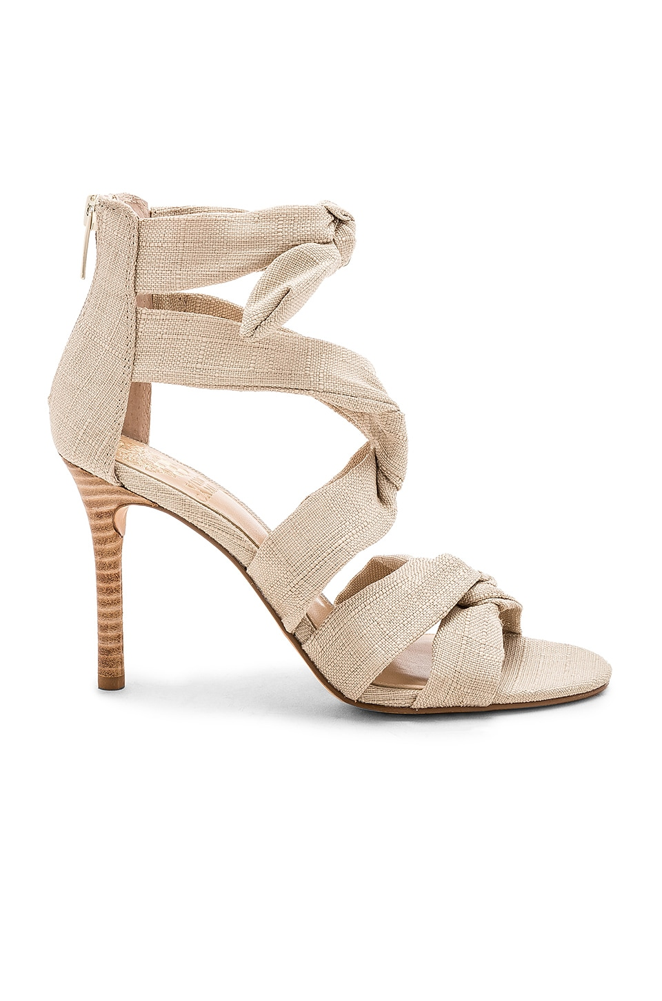 Vince Camuto Chania Heel in Soft Beige