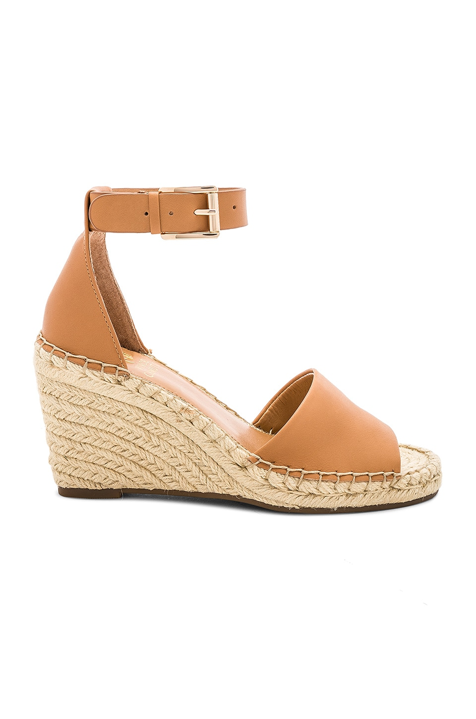 Vince Camuto Leera Wedge in Tan