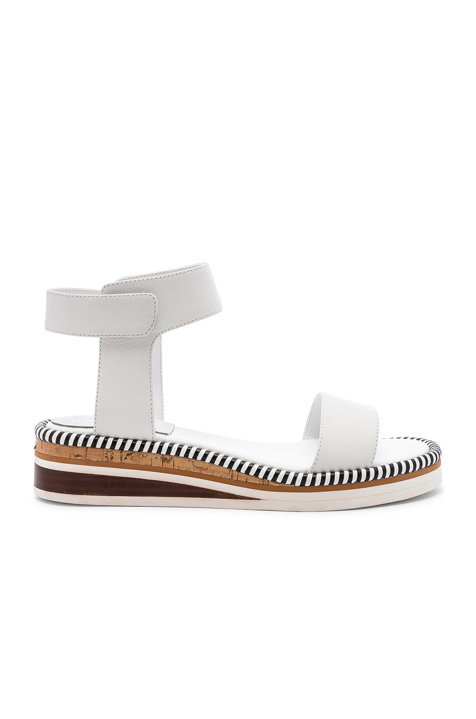 Vince Camuto Moirina Sandal in Pure