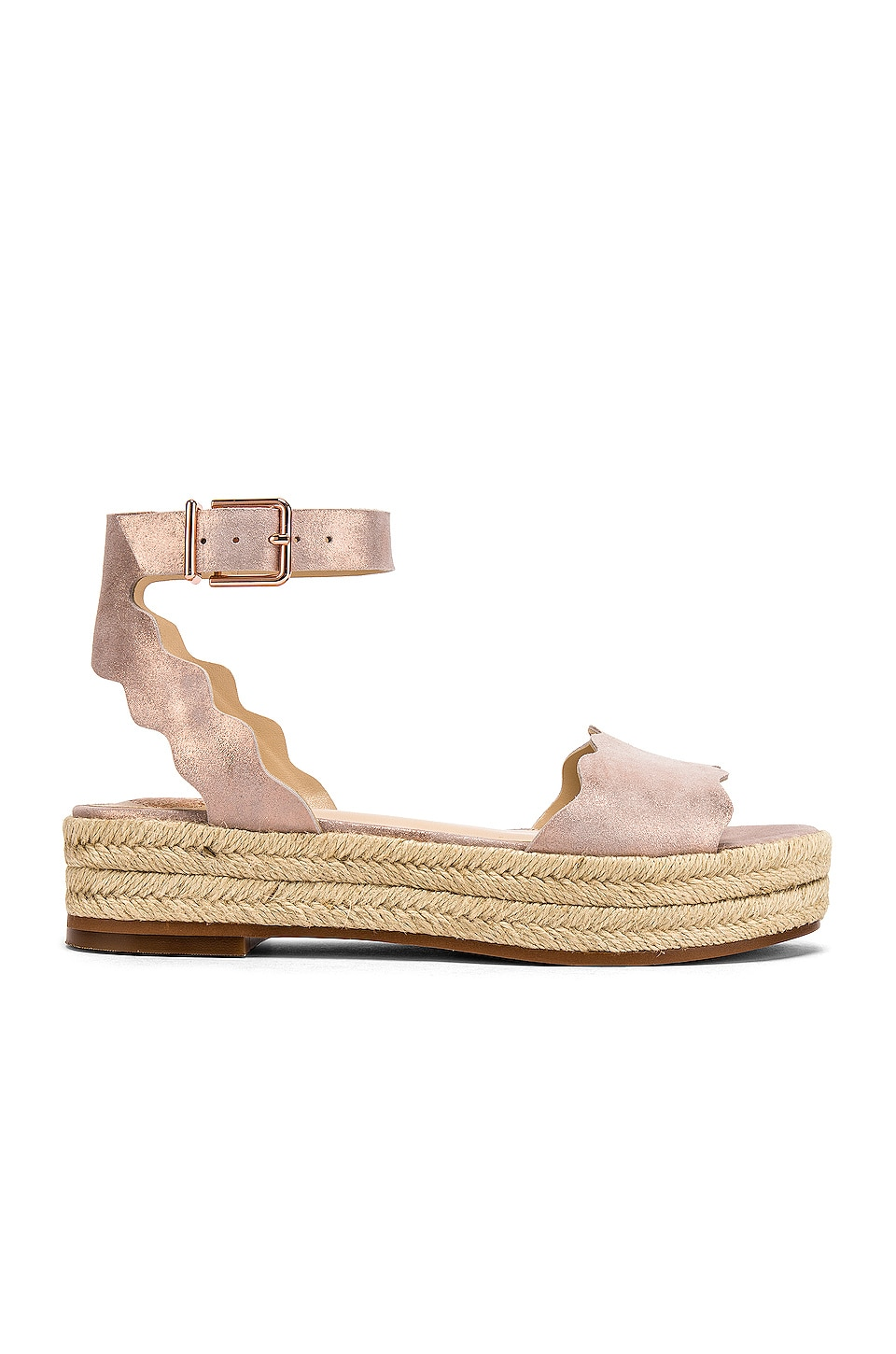 Vince Camuto Kamperla Sandal in Blush