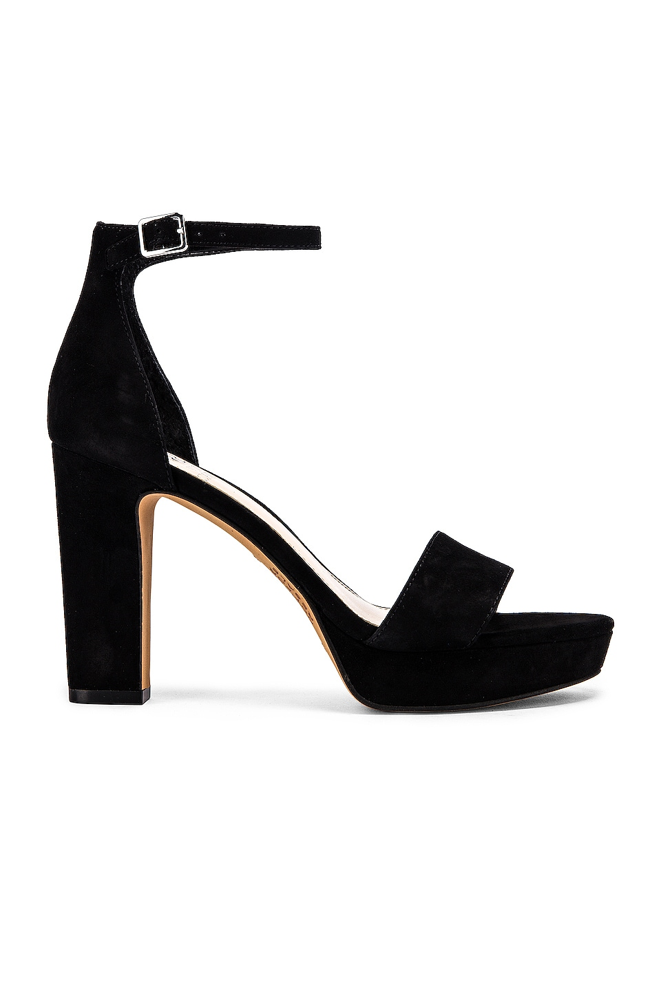 Vince Camuto Sathina Heel in Black