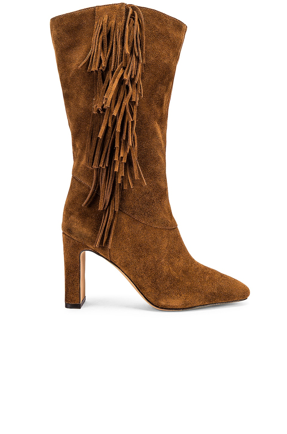 Vince Camuto Sterla Boot in Vintage Brown Suede