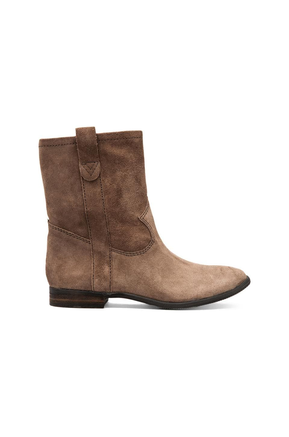 Vince Camuto Fanti Boot in Smoke Taupe