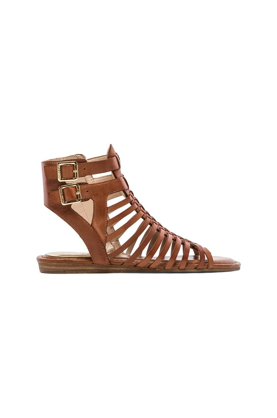 Vince Camuto Kensil Sandal in Fudge