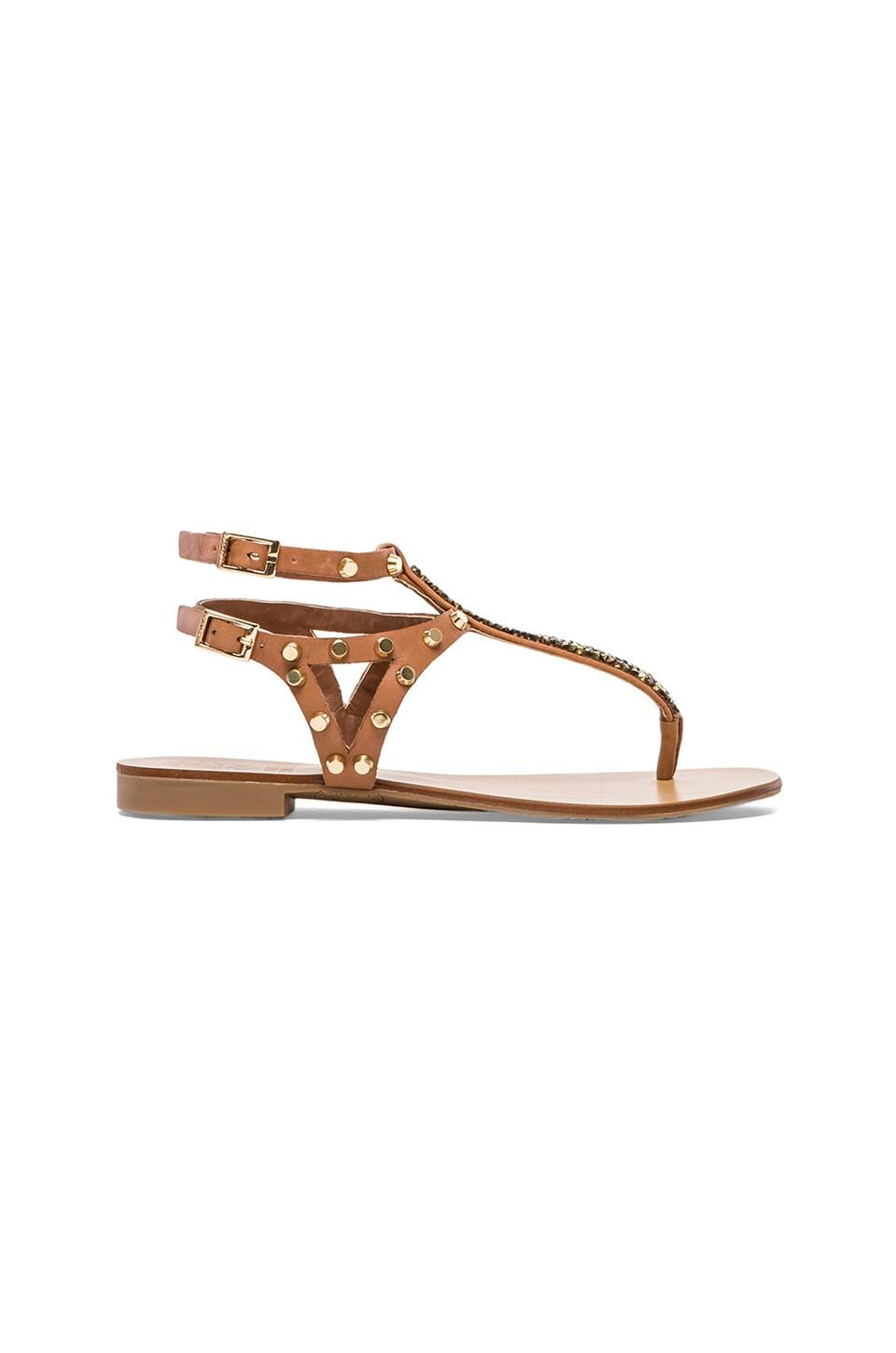 Vince Camuto Jemile Sandal in Fudge