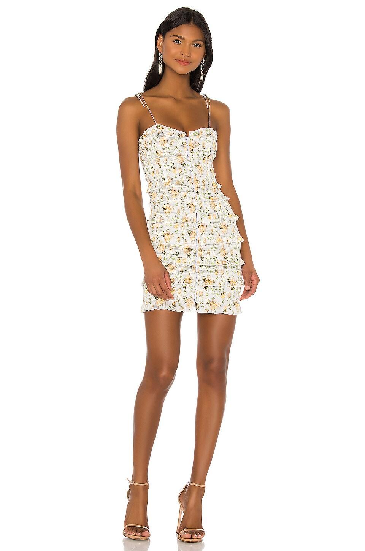 V. Chapman x REVOLVE Drew Mini Dress in Capri Rose