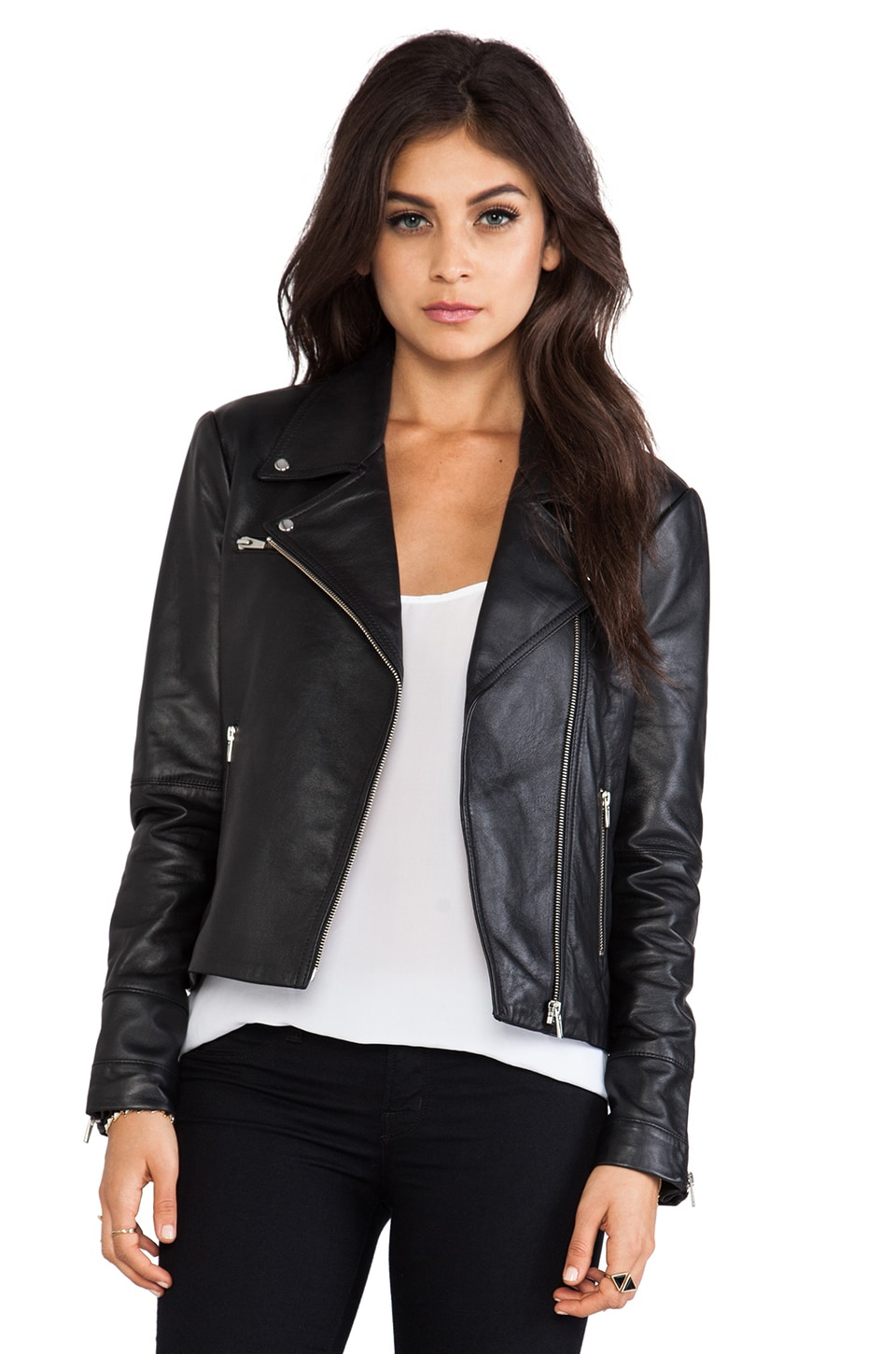 VEDA Next Jacket in Black | REVOLVE