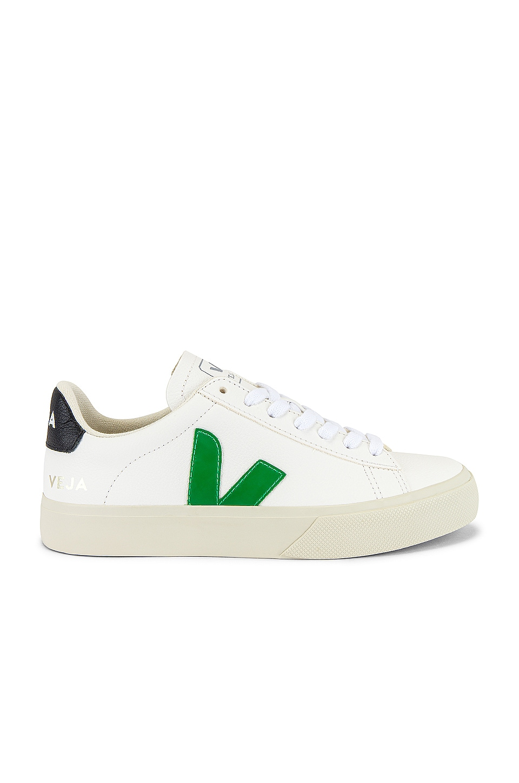 Veja Campo Sneaker in Extra White