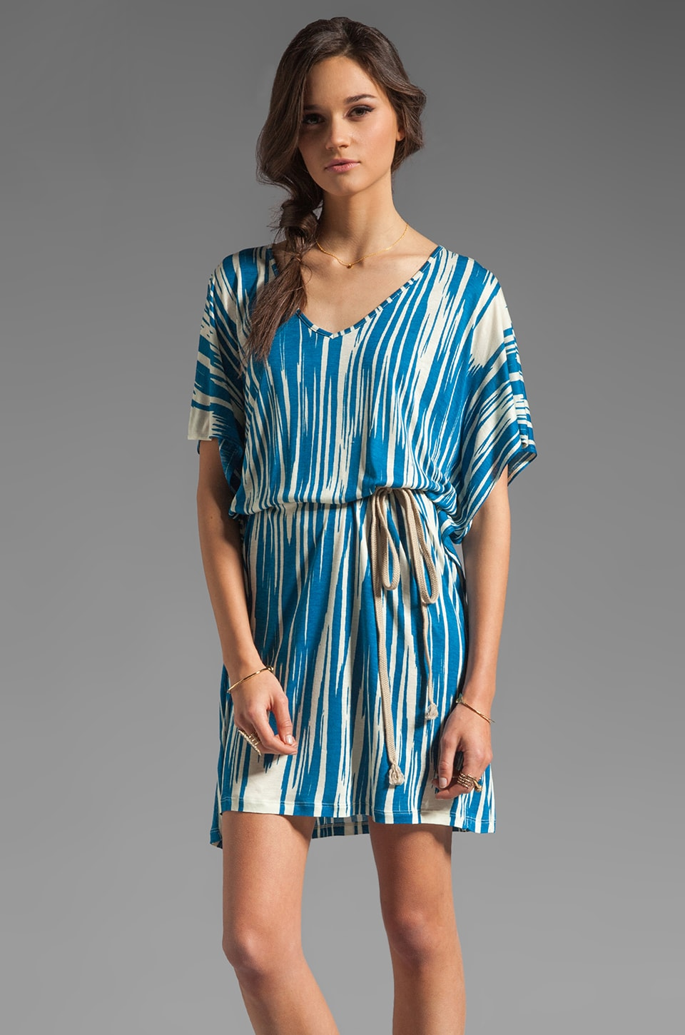 Velvet by Graham & Spencer Key West Nahlah Dress in Atlantis