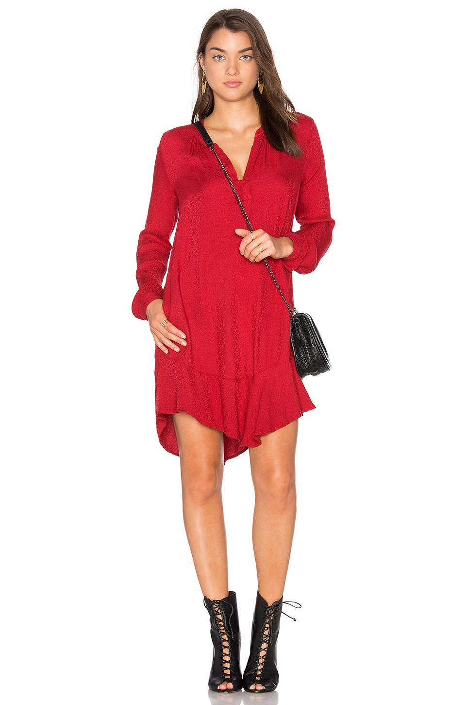 Olgita Mini Dress by Velvet by Graham & Spencer