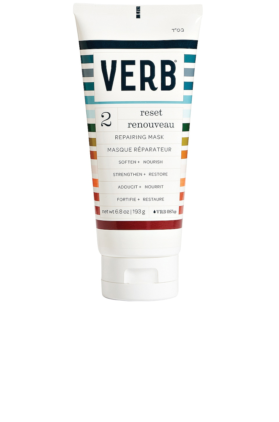 Verb Reset Repairing Hair Mask 6.8 oz / 193 G In N,a