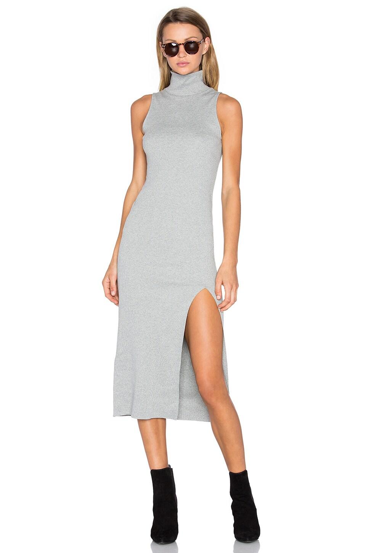 Gunnar Split Maxi Dress by Viktoria + Woods
