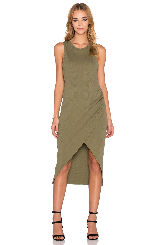 Viktoria + Woods Magnum Dress in Khaki