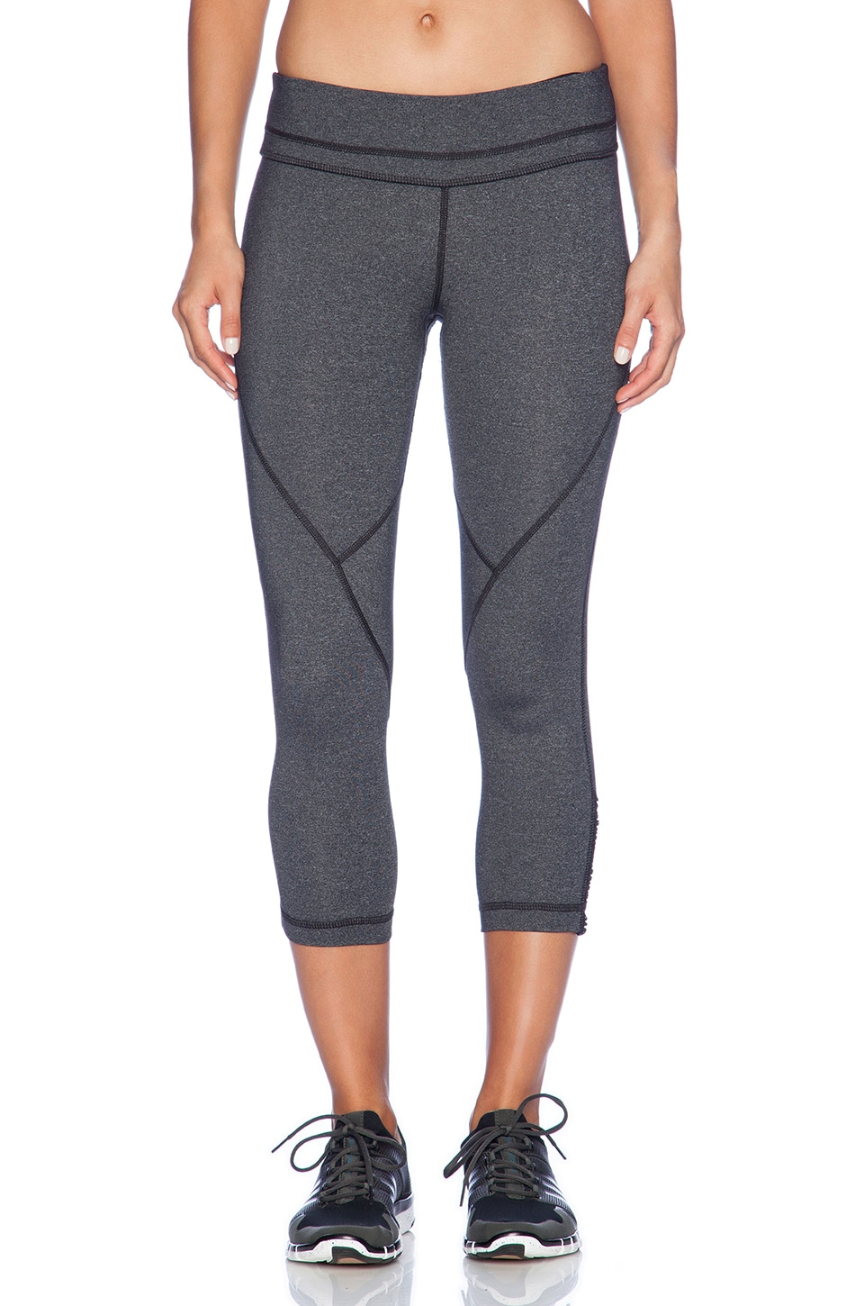 Vimmia Curve Pant in Heather Charcoal