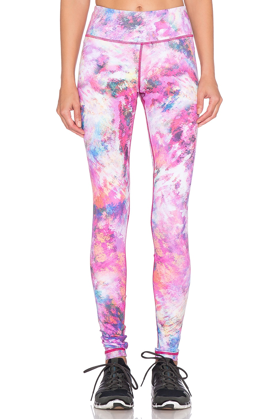 4688cbc413327a Vimmia Printed Core Legging in Blitz | REVOLVE