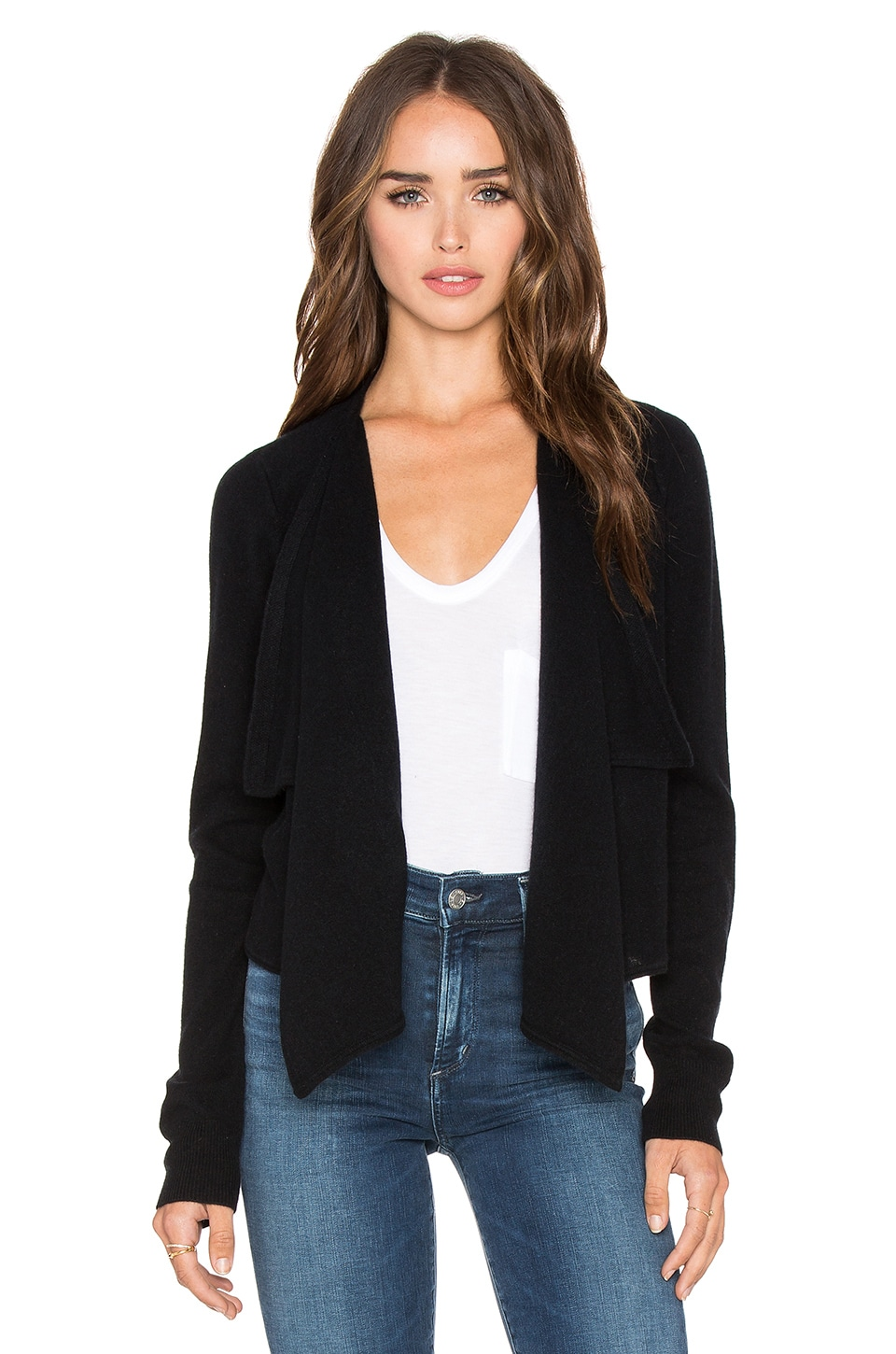 vince drape sweater drapes images cardigan for front women