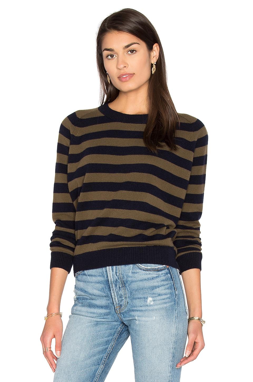 Regiment Stripe Sweater by Vince